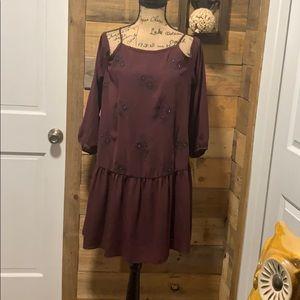 Nice dress 👗 size L